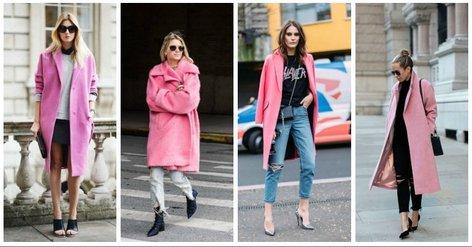 Roza oblačila - 2