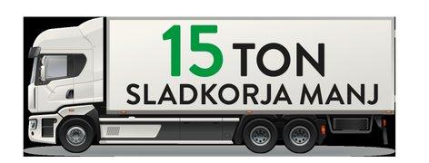 Spar Sol Sladkor - 2