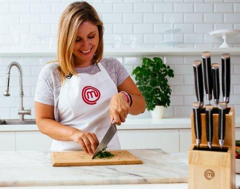 Sara Rutar in MasterChef noži