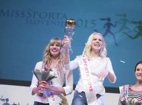 Anita Horvat, Kaja Bajda in Alena Musič