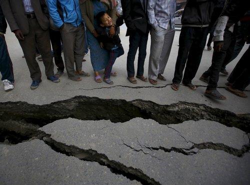 Ruševine v Nepalu - 6