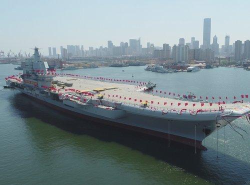 Kitajska letalonosilka