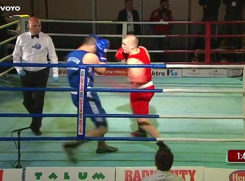 Denis Lazar vs. Igor Nistor