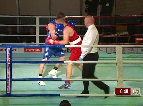 Luka Mejač vs. Brajan Jovanović