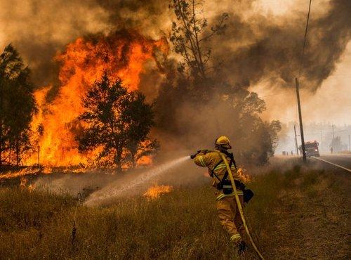 Požari v Kaliforniji - 4