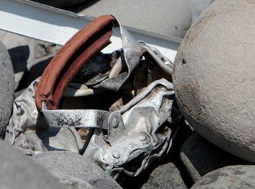 razbitine na otoku Reunion