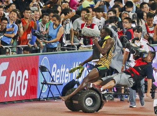 Usain Bolt - 4
