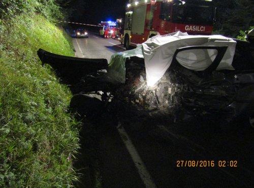 Prometna nesreča v Solkanu - 3