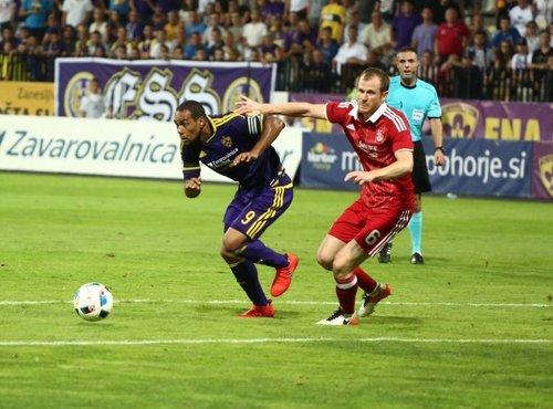 Maribor Aberdeen - 3