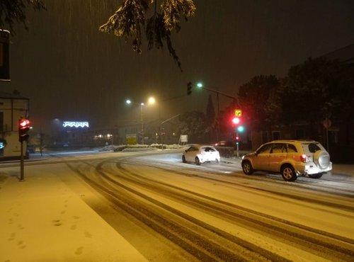 Sneg v Šempetru pri Gorici - 3