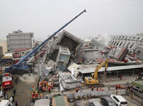 Potres Tajvan - 4