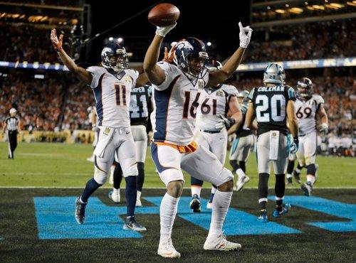 Denver Broncos - Carolina Panthers