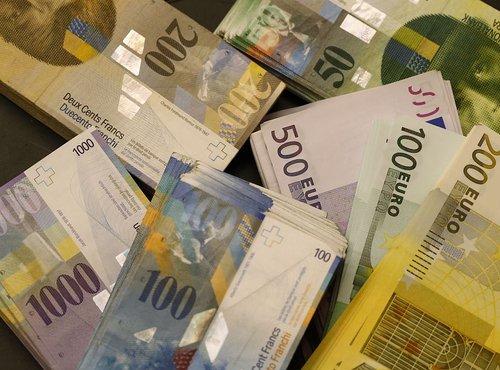 Švicarski franki