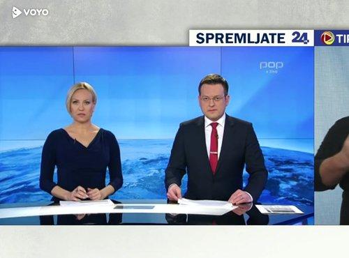 24UR V ZNAKOVNEM JEZIKU - 16.01.2017