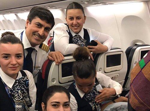 Porod na letalu