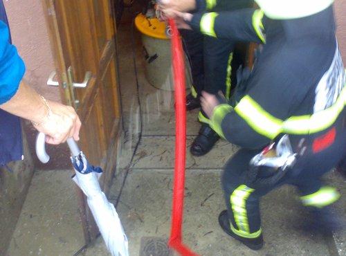 Črpanje vode v Litiji-1