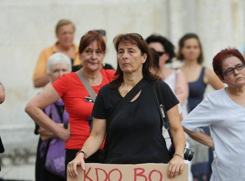 Protest na Obali - 14