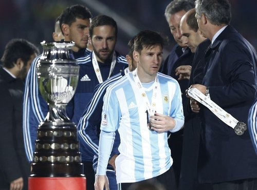 Čile - Argentina - 7