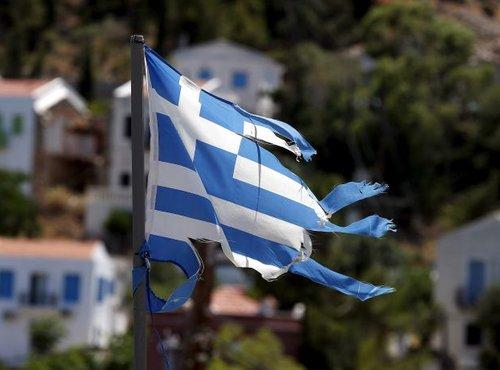 grška zastava