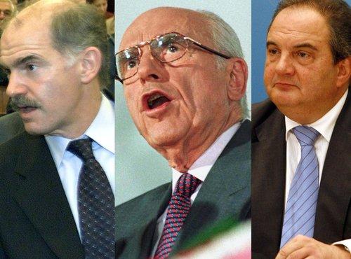 Grški politiki