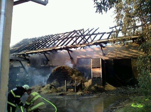požar pri Kranju - 3