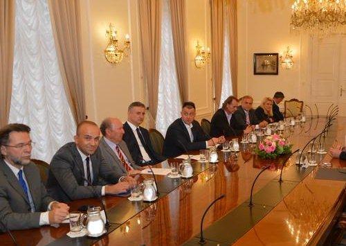 Hrvaška politika o arbitraži