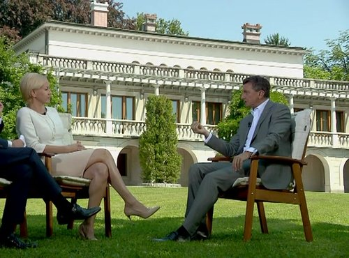 Pogovor s Pahorjem