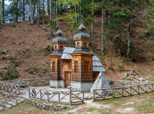 Ruska kapelica pod Vršičem