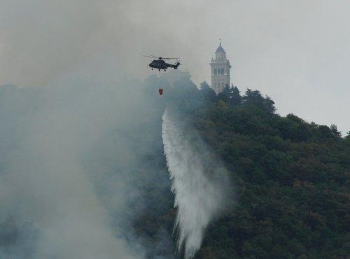 Gašenje požara na Sveti gori - 3