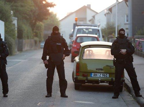 Napad v nemškem mestu Ansbach - 2