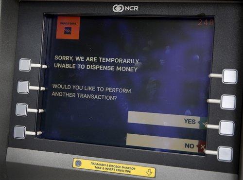 Grški bankomat