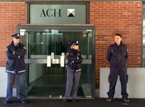 Preiskujejo sum oškodovanja ACH