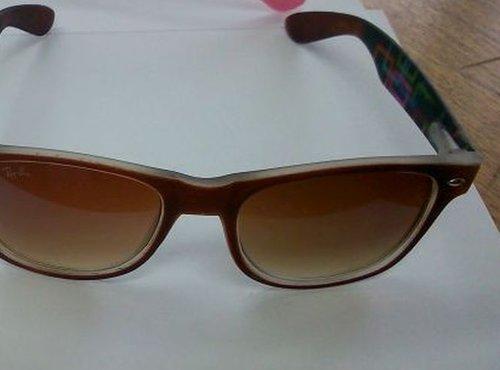 Ponarejena očala