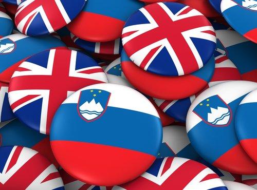 Slovenija in Velika Britanija
