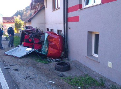 Prometna nesreča Laško 2