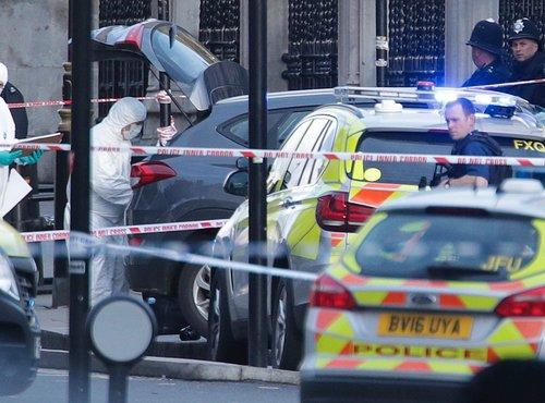 Napad v Londonu