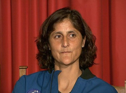 Sunita Williams na Bledu