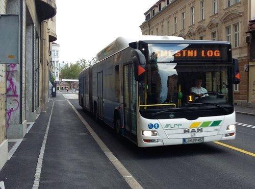 Otvoritev južnega dela Slovenske ceste - 8