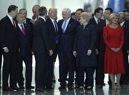 Trump na vrhu Nato - 2
