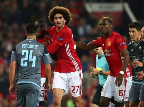 Manchester United - Celta Vigo - 4