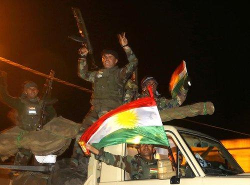 Kurdske pešmerge
