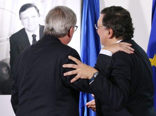 Juncker in Barroso