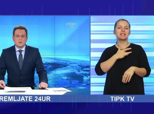 24UR V ZNAKOVNEM JEZIKU - 09.11.2017
