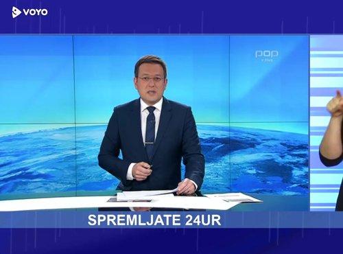 24UR V ZNAKOVNEM JEZIKU - 8.11.2017