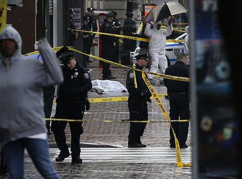 Napad v New Yorku