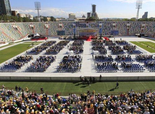 Prazen stadion