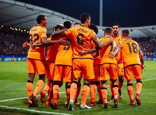 Maribor - Liverpool - 5