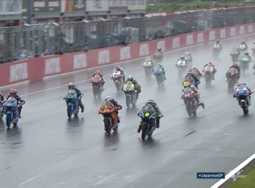 Moto3 dirka