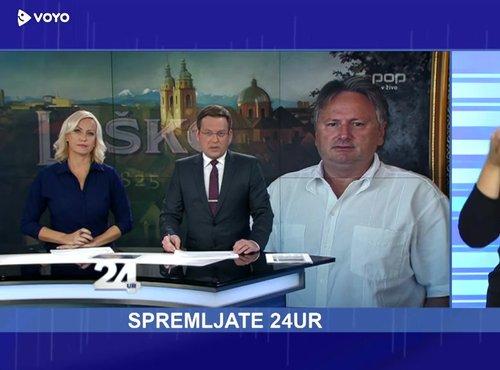 24UR V ZNAKOVNEM JEZIKU - 09.10.2017