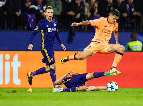 Maribor - Liverpool - 10